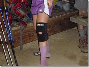 Mariah get my knee brace