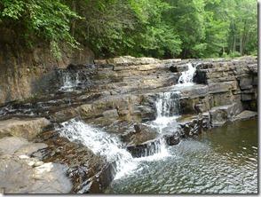 Dismal Creek Falls